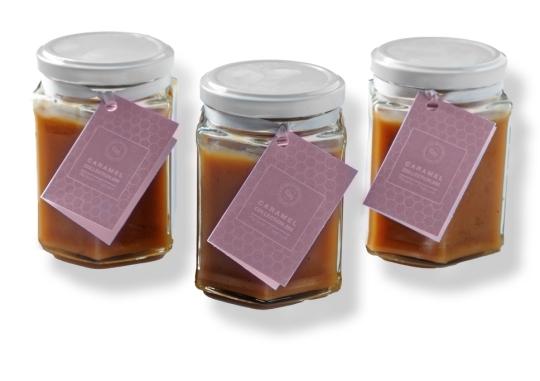 Caramel au beurre salé HF Signature 250 g