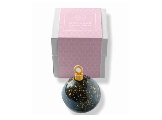 Čokoládová vánoční koule 50 g – černá