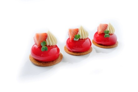 Minidezerty – Strawberry