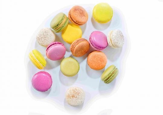 Macarons extra (dvoudenní)