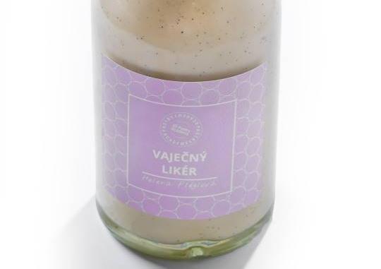 Vanilkový vaječný likér 0,5 l